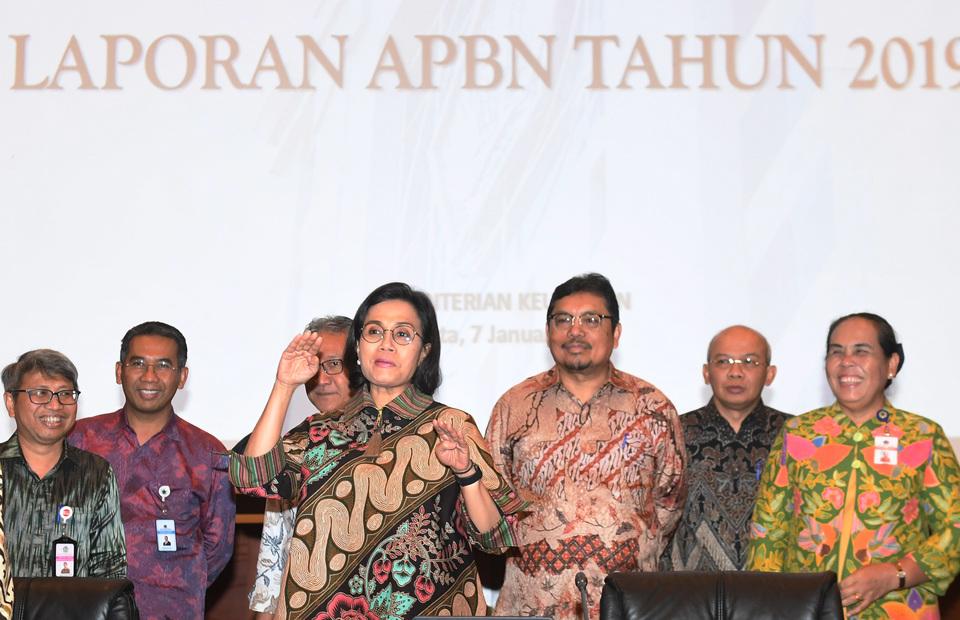 Anggaran Pendapatan dan Belanja Negara (APBN)