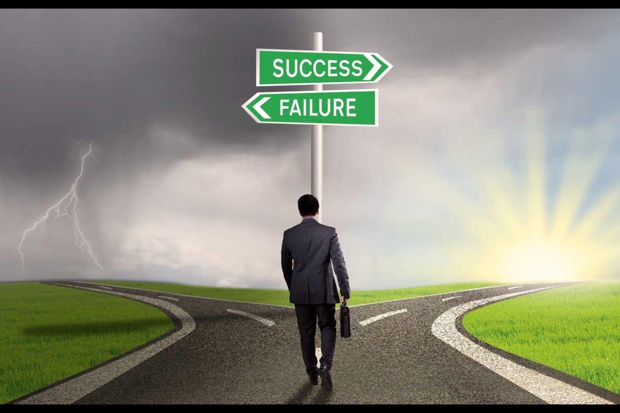 Mengidentifikasi Kegagalan dan Keberhasilan Wirausaha