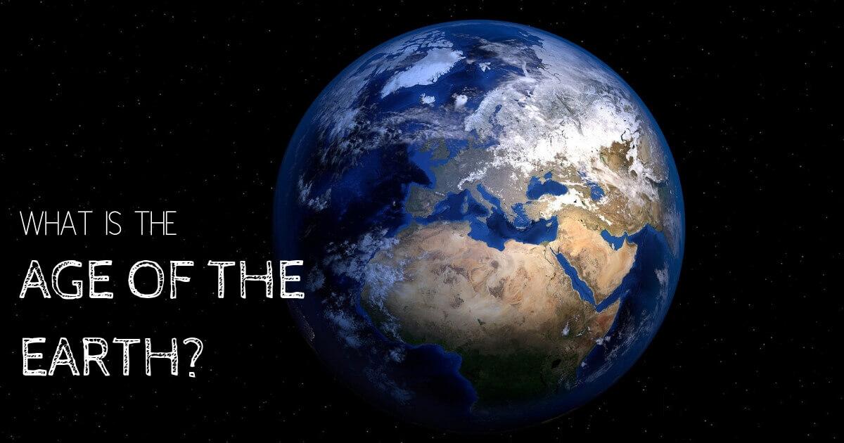 Umur Bumi