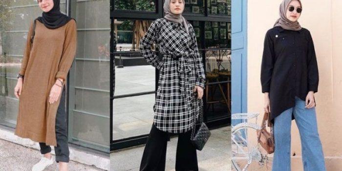 Jenis-jenis Celana Ini Cocok Buat Jadi Inner Skirt Hijabers